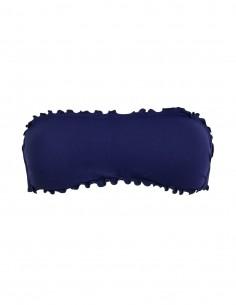 Fascia frou frou colore blue navy