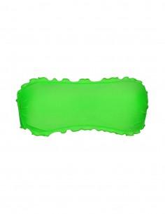 Fascia frou frou con colore verde fluo