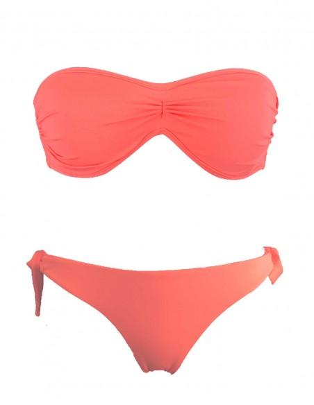 Bikini Positano colore salmone