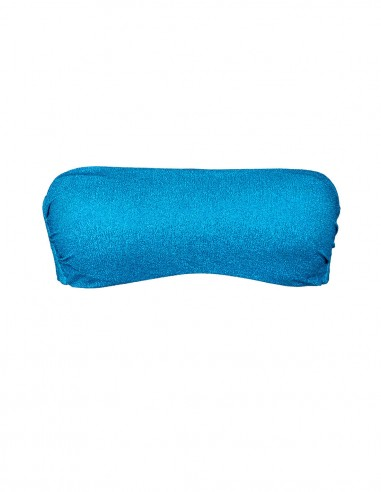 Fascia lame' azzurro