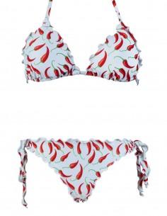 Bikini triangolino frou...